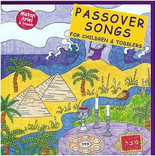 CD: Pesach kinderliedjes