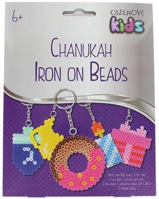 "Chanoeka ""Iron on Beads"""