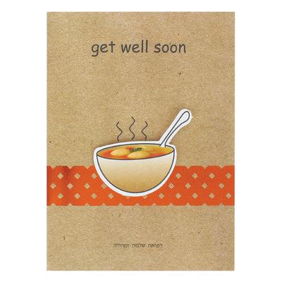 Kaart Get Well