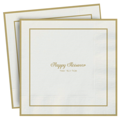 Napkins Happy passover