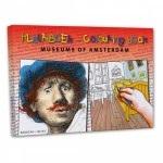 Kleurboek museums of Amsterdam