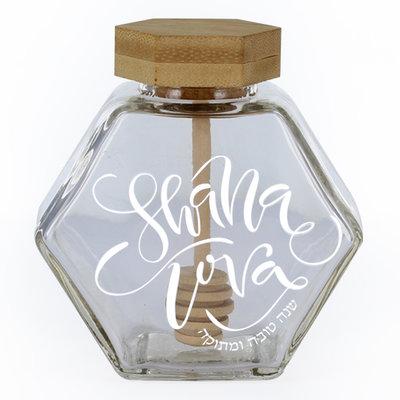 Honingpot glas