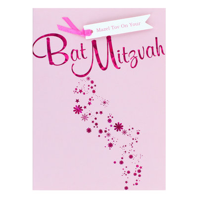 Kaart Bat Mitzvah