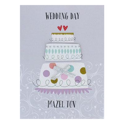 Kaart Wedding Taart