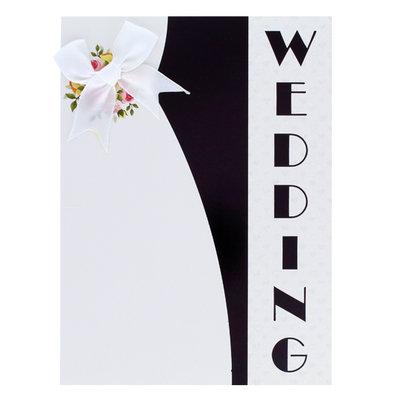 Kaart Wedding HM
