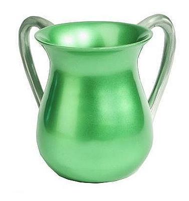Handenwasbeker groen