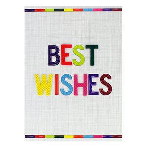 Kaart Best Wishes