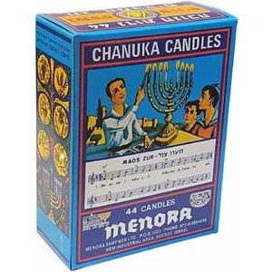 chanoeka kaarsen