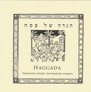 Haggada NL/fonetisch/Hebrew harde kaft