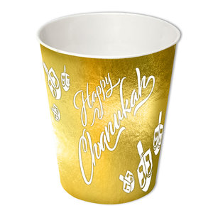 Chanoeka Papercup Dreidl