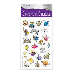 Chanoeka Stickers