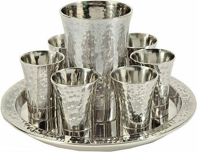 Kidoesjset 6 cups with Plate Ni Hammer