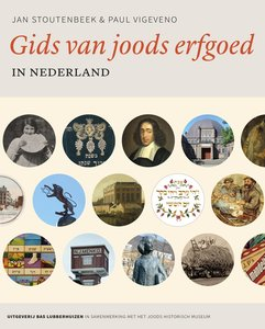 Gids van joods erfgoed in Nederland