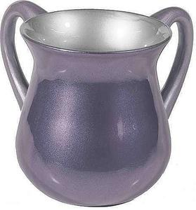 Handenwasbeker paars